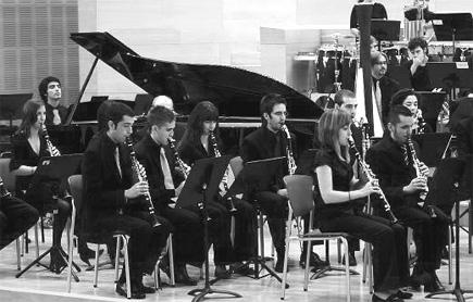 Banda Sinfónica del CSMA