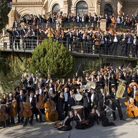 Joven Orquesta Nacional de España.  (Foto: Sònia Balcells)