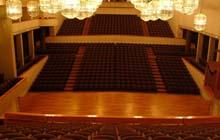 Sala principal Auditorio Manuel de Falla