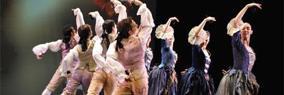 Ballet Nacional de España. ©Josep Aznar