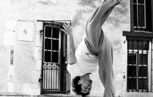 Mickael Marso Rivière. Jump Bayona © Gorka Bravo