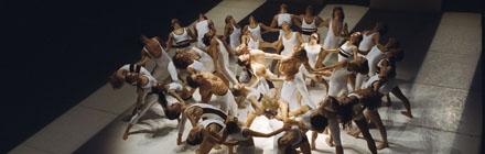 Béjart Ballet. © Françoise Paolini