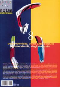 dn preliminares  Postmodernidad, veinte años después/Postmodernité, vingt ans après