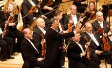 Israel Philharmonic Orchestra con Zubin Mehta.