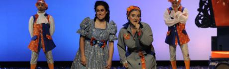 para ninos  Abao Txiki presenta el primer espectáculo lírico infantil en euskera