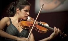 Ana María Valderrama. ©Concurso Pablo Sarasate