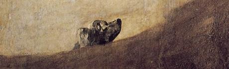 El perro de Goya, imagen del cartel del XX Ciclo del Liceo de Cámara.