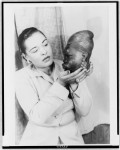 Carl Van Vechten - Retrato de Billie Holiday, 23 Mar. 1949