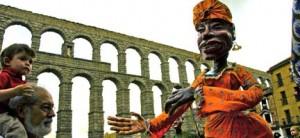 para ninos  Titirimundi revoluciona Segovia