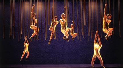 contemporanea danza  Bach a ritmo brasileño