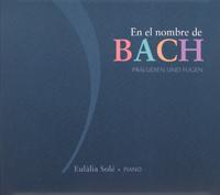 novedades  En el nombre de Bach