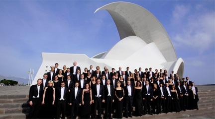 hacia el siglo 21  Una noche cósmica con la Sinfónica de Tenerife