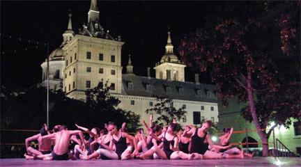 clasica danza  Gran Gala Internacional de Danza en San Lorenzo de El Escorial