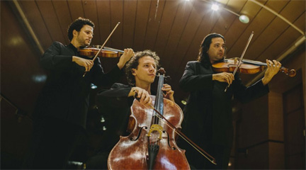 novedades  Garnati Ensemble protagoniza el documental 'The Healing Notes'