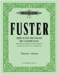 libros  Josep Fuster presenta su nuevo método de ejercicios para clarinete
