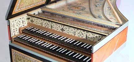 Uno de los instrumentos que se verá en la muestra