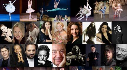 festivales  Voces desde la Alhambra en el Festival Internacional de Música y Danza de Granada