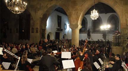 festivales  Semana de Música religiosa de Avilés
