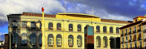 Real Conservatorio Superior de Música de Madrid © RCSMM