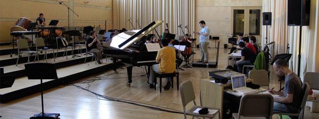 Sala de Orquesta de la ESMUC
