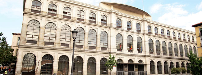 Real Conservatorio Superior de Música de Madrid. Fuente Wikipedia