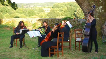 festivales  Festiulloa, un encuentro que une música de cámara y naturaleza