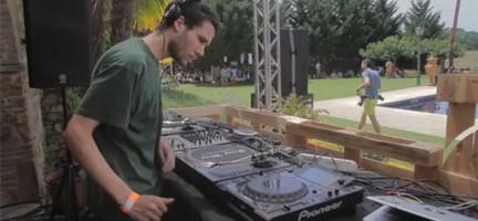 Era electrónica, julio 2014 (Pool Party)