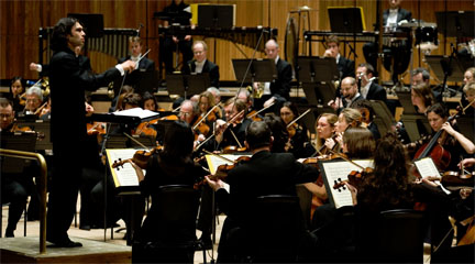 London Philharmonic Orchestra © Richard Cannon