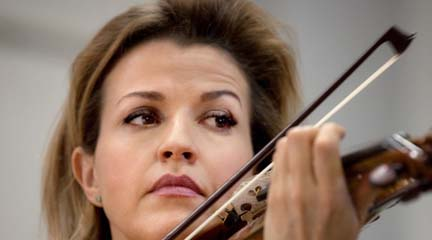 Anne-Sophie Mutter © Harald Hoffman
