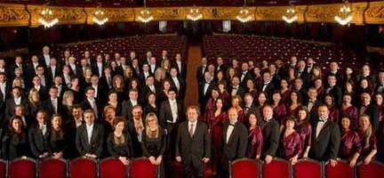 Orquesta y Coro del Gran Teatre del Liceu