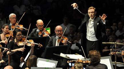 Orquesta Sinfónica de la Radio Sueca © http://sverigesradio.se