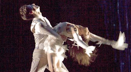 LAC. Les Ballets de Montecarlo © Ángela Sterling