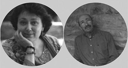 Marisa Manchado y J. del Saz -Orozco. Cortesía Conde duque.