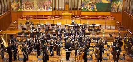 Musikene Orkestra Sinfonikoa