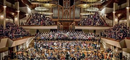 Orquesta y coro Filarmonía