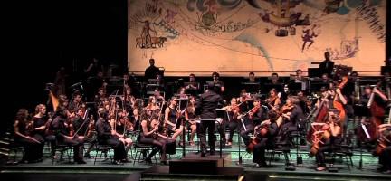 Concierto para seis pianos en los Teatros del Canal