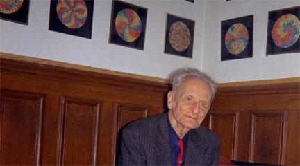 Ivan Wyschnegradsky, París, 1973. ©www.ivan-wyschnegradsky.fr