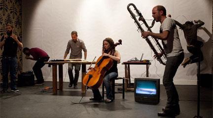 contemporanea  El 21 Encuentro de Música Contemporánea de Bilbao sale a escena