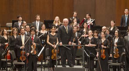 clasica  A la venta las entradas para los conciertos de la Orquesta West Eastern Divan y Daniel Barenboim