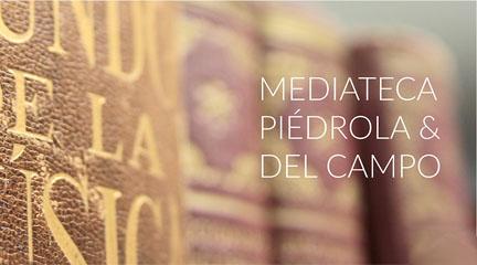 """notas  El Museo Interactivo de la Música crea la Mediateca """"Piédrola y del Campo"""""""
