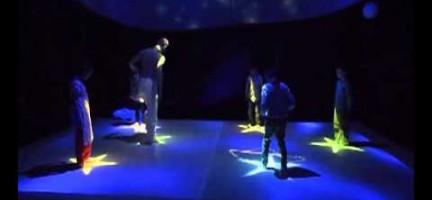 Bleu!, el teatro se vuelve acuático en el Teatro de la Abadía