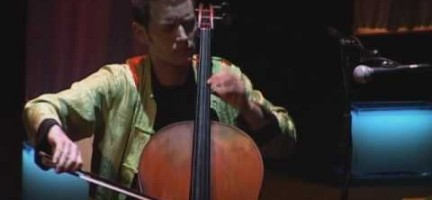 Matthieu Saglio presenta Cello Solo