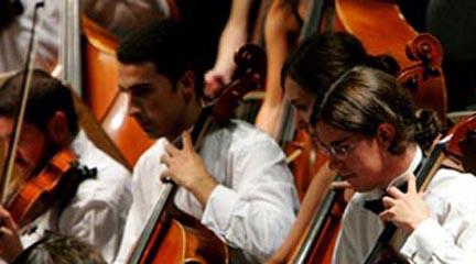 pruebas de acceso  La Joven Orquesta Nacional de España convoca pruebas de admisión. Primavera 2015