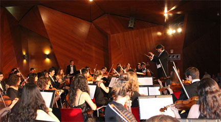 clasica  Concierto extraordinario de la Orquesta Sinfónica de la Universidad Complutense de Madrid