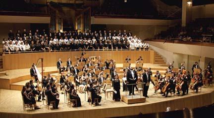 clasica  La Orquesta Sinfónica Chamartín, de Beethoven a música española