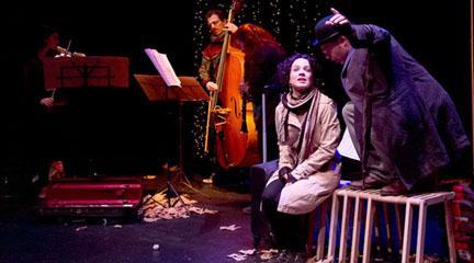 Tres desechos en forma de ópera © Elena Cuesta