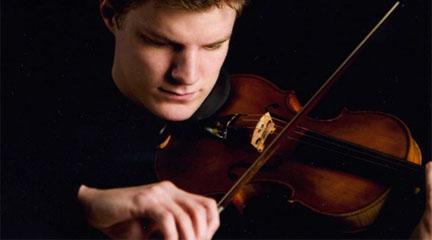 premios  El violinista Miguel Colom gana el primer premio en el concurso Ibolyka Gyarfas de Berlín