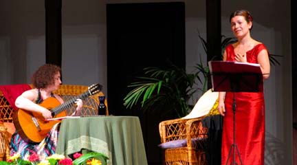 antigua  Música Medieval para Navidad con Il Parnasso Musicale