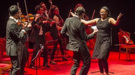 clasica  Concerto a tempo dumore en Barcelona