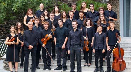 temporadas  Nueva temporada de la Orquesta Nacional de Cámara de Andorra